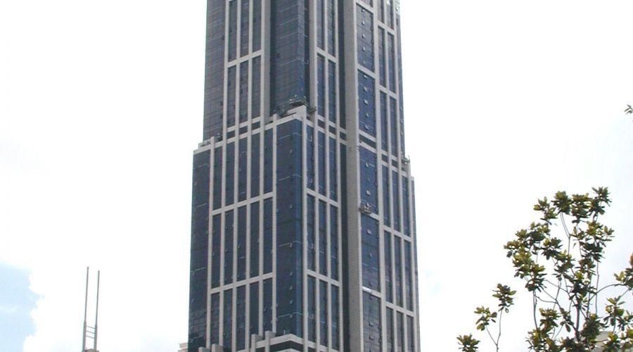 上海市香港新世界大廈
