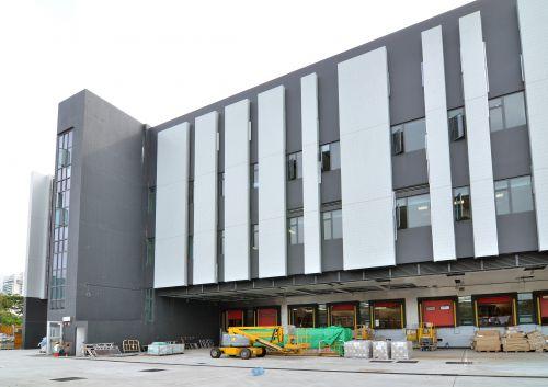 国泰航空饮食服务大楼二期扩建