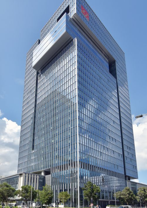Goldin Financial Global Centre