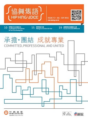 Committed, Professional and United - Hip Hing Spirit